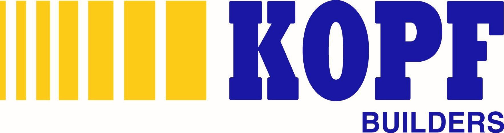 Kopf CMYK logo