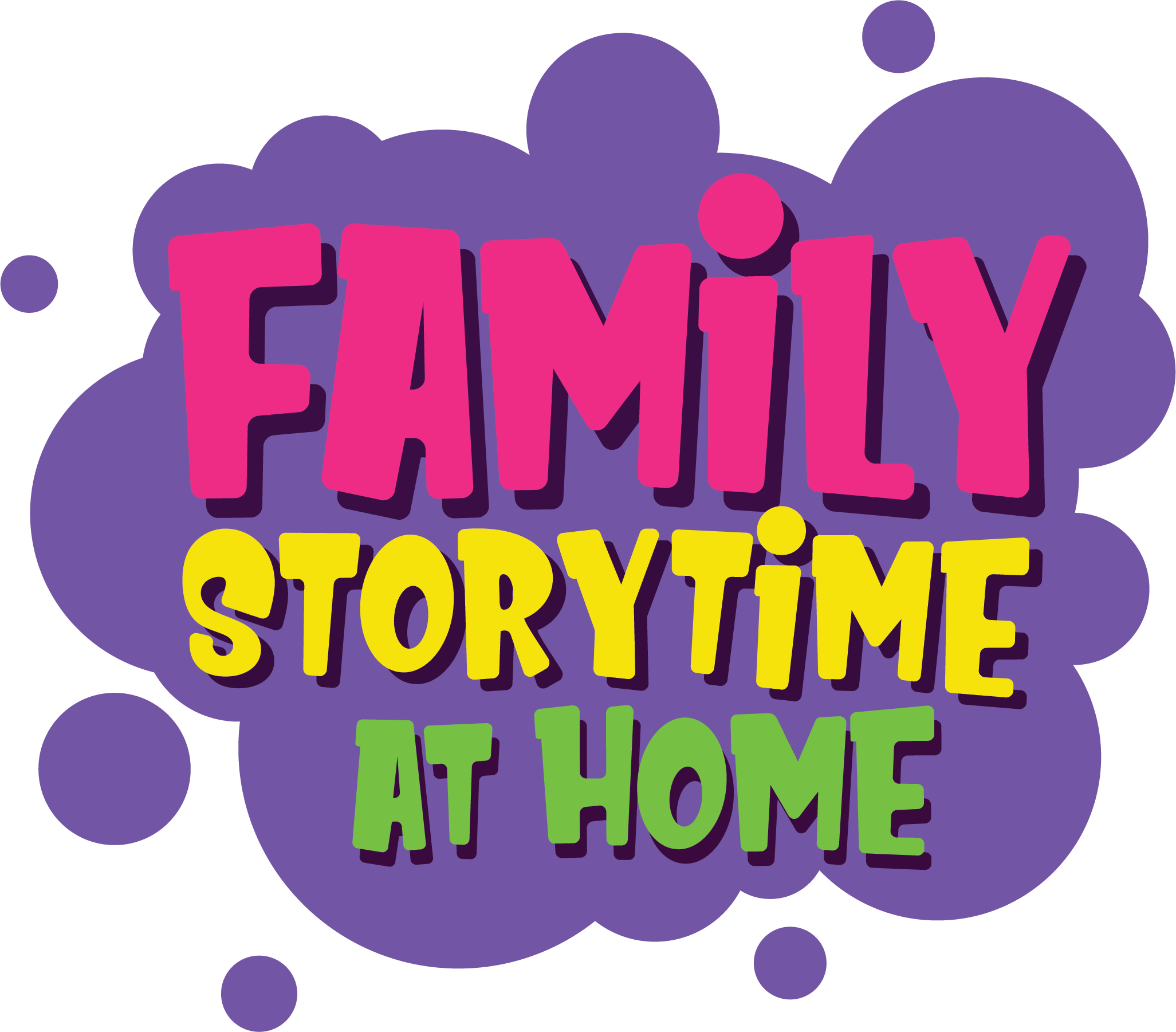 Family StoryTime at Home Logo